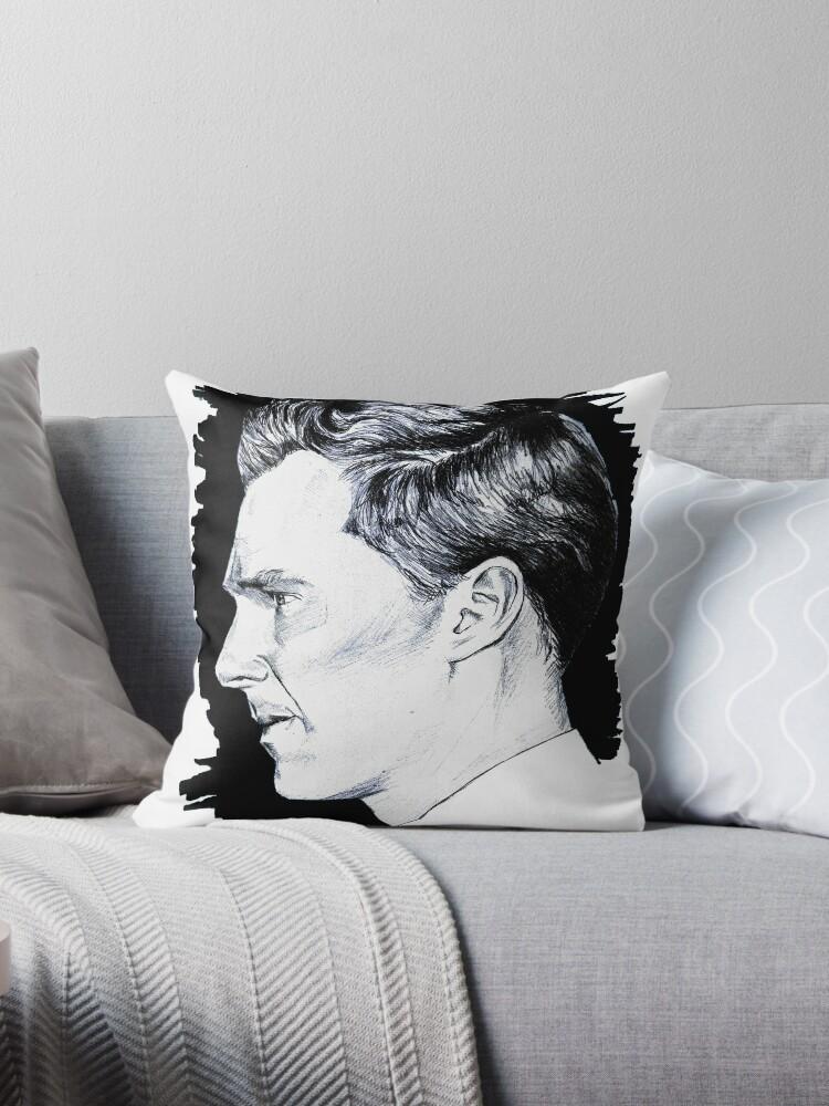 Cumberbatch Drawing by palomedridista