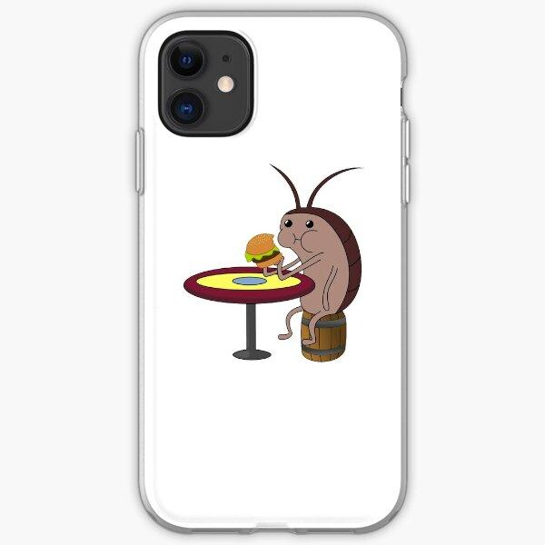 Spongebob Cockroach iPhone Soft Case