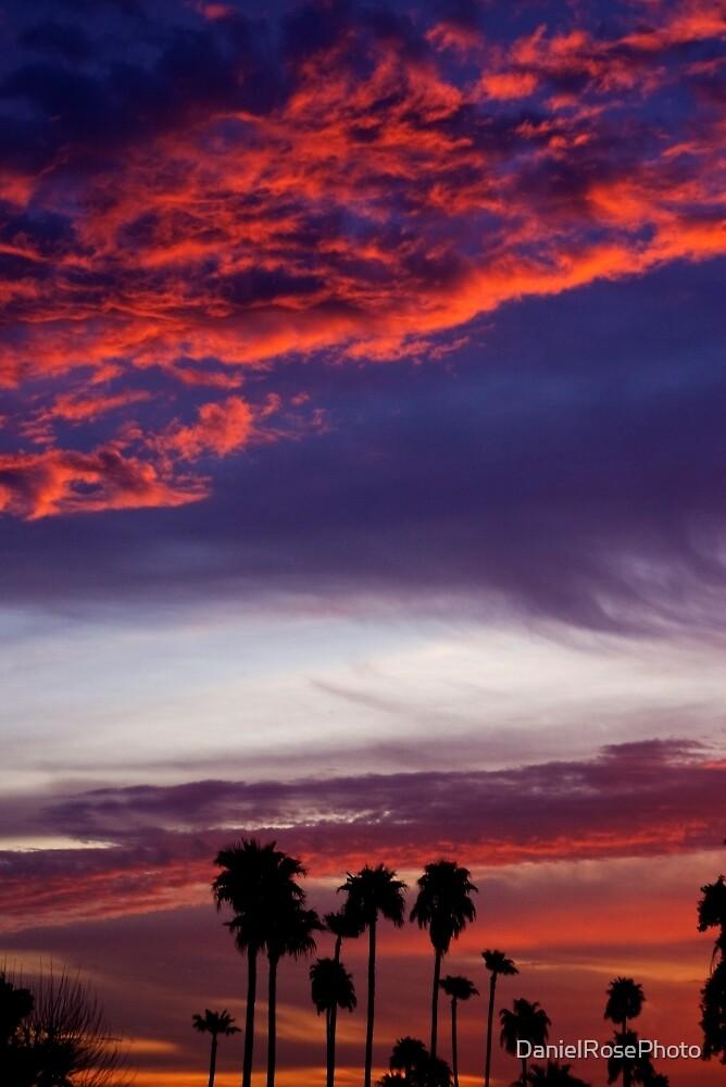 Sunrise in Arizona by DanielRosePhoto