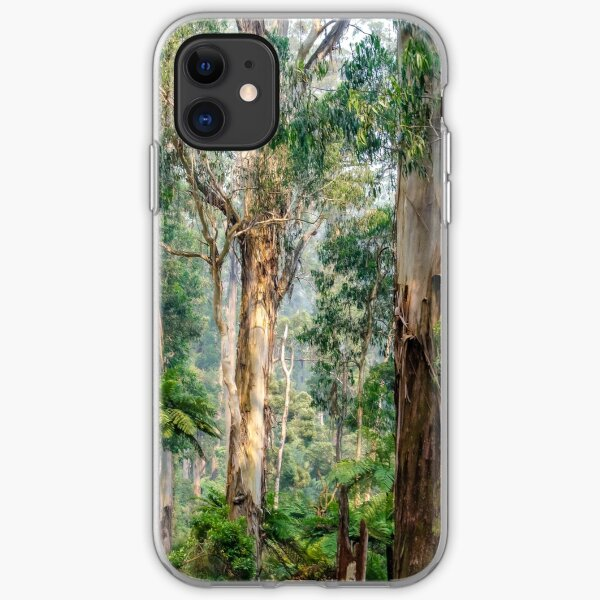 A view of the Dandenong Ranges iPhone Soft Case