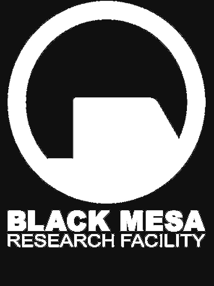 Black Mesa Logo  by Preyn