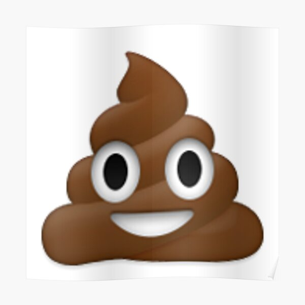 Poop Emoji Pink Joke Hat One Size