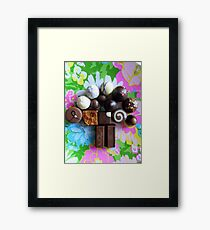Hotel Chocolate Tastíng Dreams Framed Print