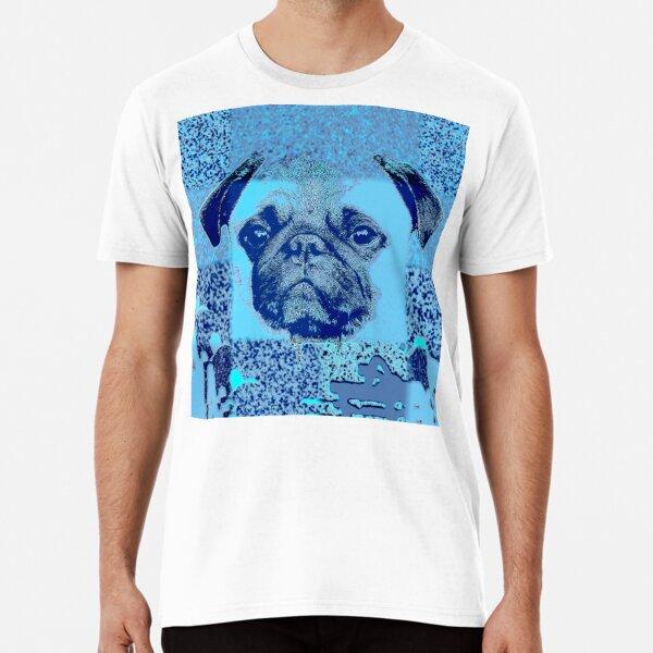 MOPS HUNDEWELPE Premium T-Shirt