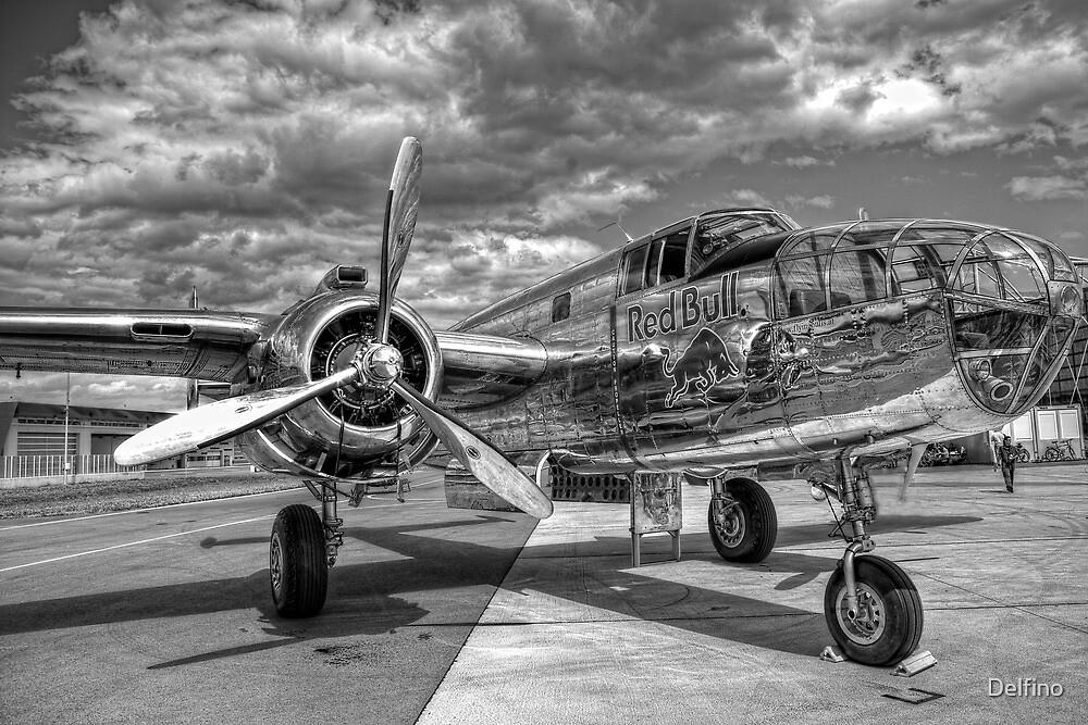 North American B-25J Mitchell by Delfino