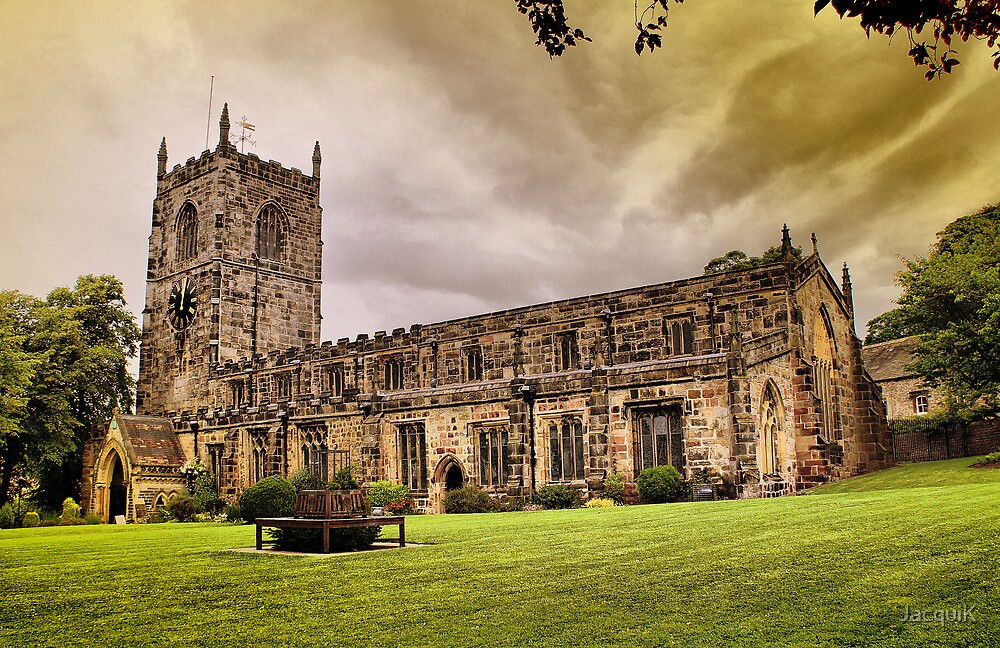 Holy Trinity Church, Skipton. by JacquiK
