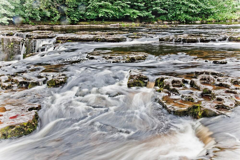 Aysgarth Falls #3 by Imaginato