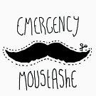 Emergency moustashe by ScottBarker