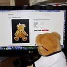 Cyber Teddy by AnnDixon