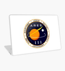 Ares 3 mission to Mars - The Martian (Badge) Laptop Skin
