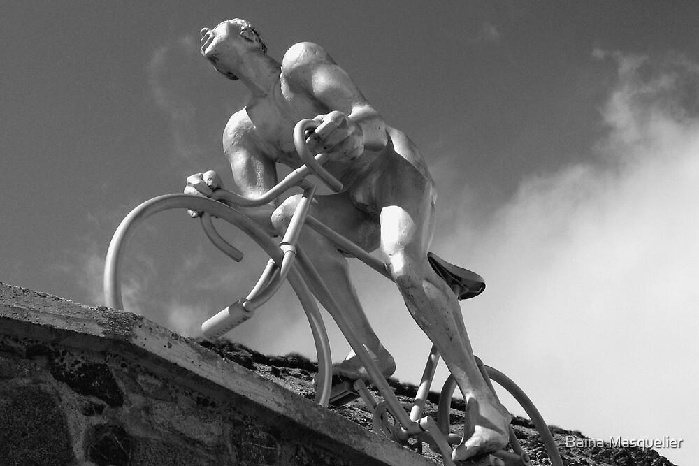 Le Géant du Tourmalet by Baina Masquelier