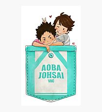 Pocket Iwaoi Photographic Print