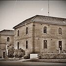 Maitland Gaol by Donna Keevers Driver