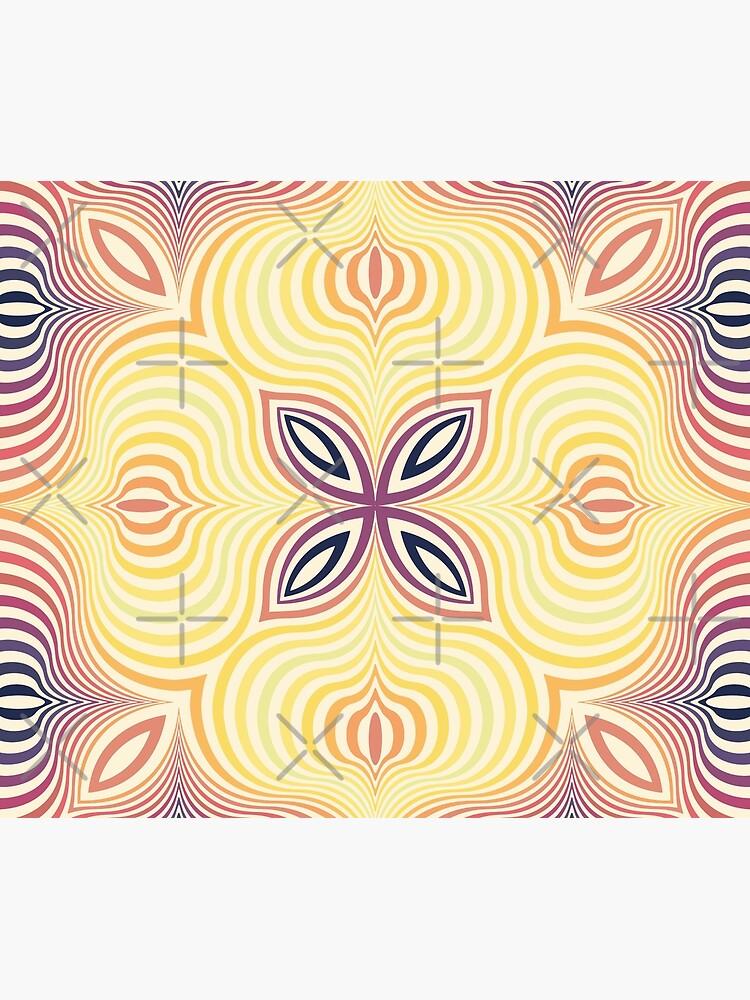 Optical illusion soft circles by nobelbunt