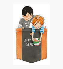 Pocket Kagehina Photographic Print