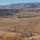 outside clarens.  free state, south africa. by mellychan