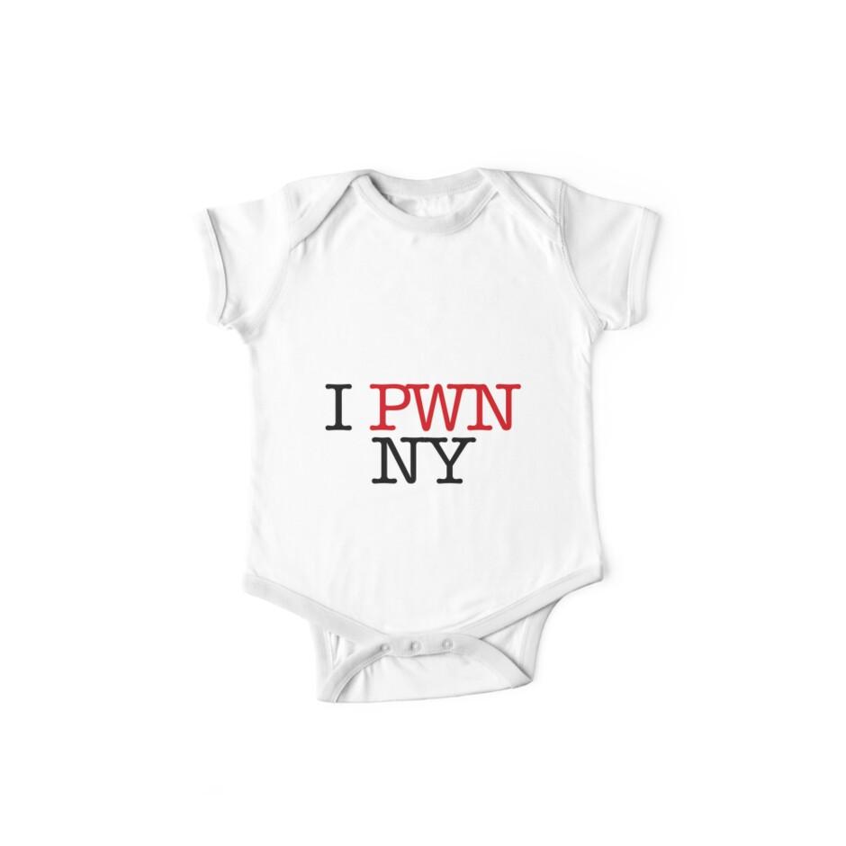 I PWN NY by Reediculous12