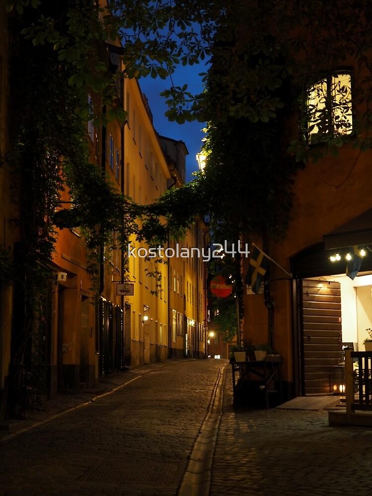 Street lights by kostolany244
