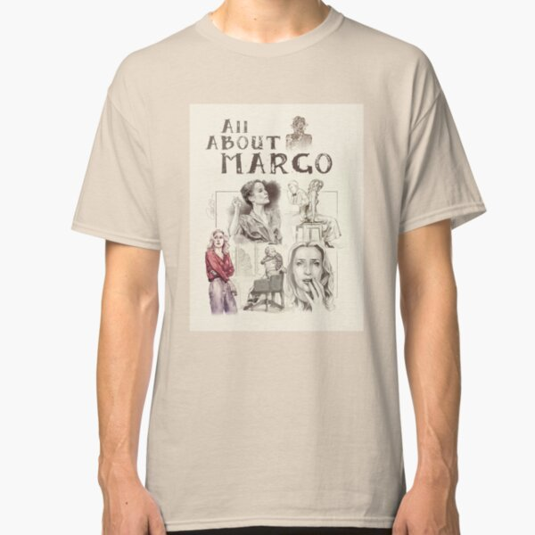 All about Margo T-shirt classique