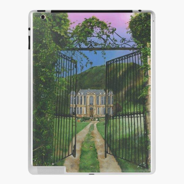 Chateau Gudanes  iPad Skin
