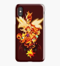 Sunset Shimmer iPhone Case