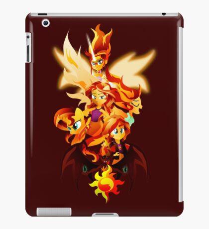 Sunset Shimmer iPad Case/Skin