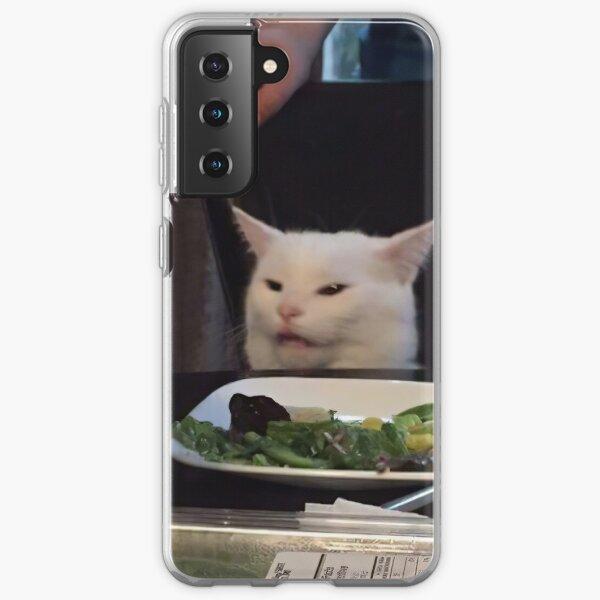 Schrie Cat an Samsung Galaxy Flexible Hülle