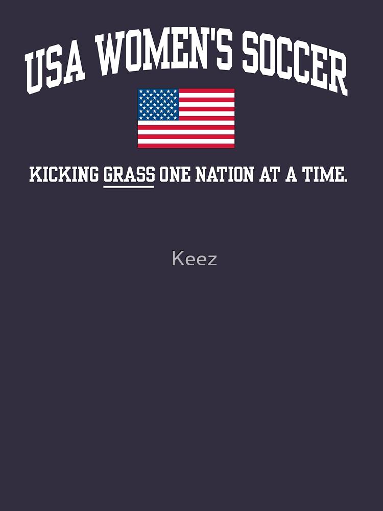 USA WOMEN'S SOCCER | Unisex T-Shirt