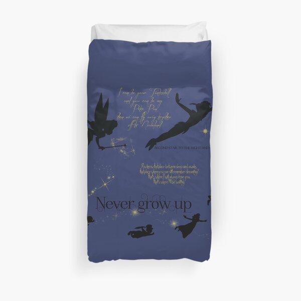 Neverland Duvet Cover