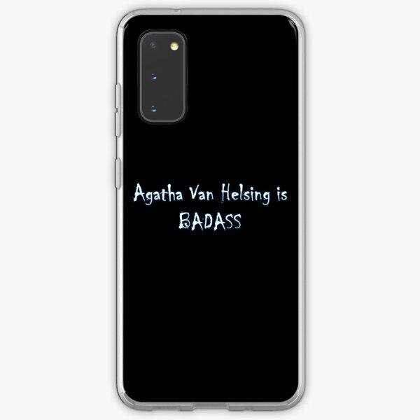 BBC Dracula Van Helsing Samsung Galaxy Soft Case