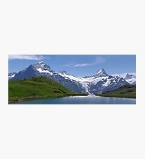 The Eiger Photographic Print