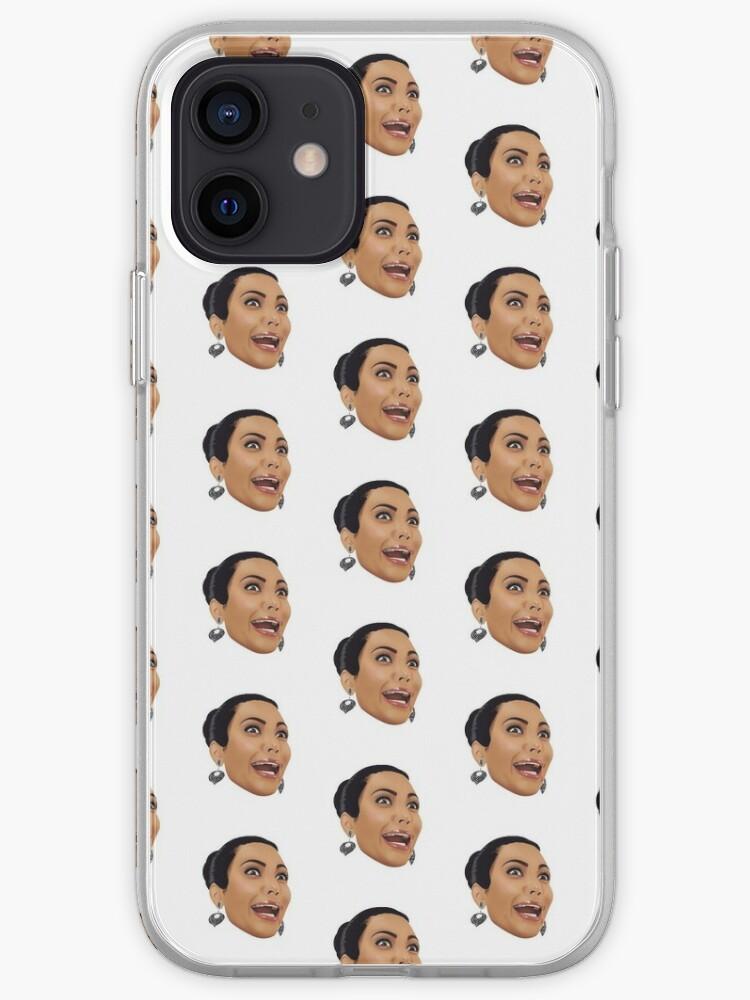 Kim Kardashian   Coque iPhone