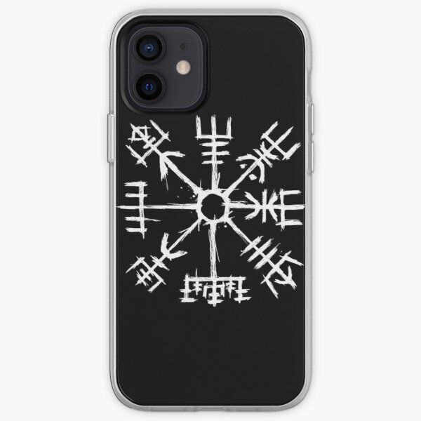 Viking Compass Vegvisir iPhone Soft Case