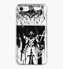 Eva Unit 01 Entry iPhone Case/Skin