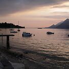 Evening at Malcesine by Adamdabs