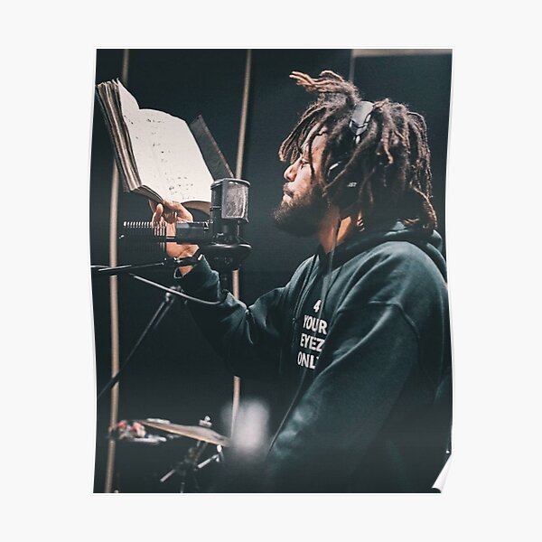 Cole - 4 YOUR EYEZ ONLY Poster