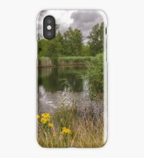 Reflected Mood iPhone Case/Skin