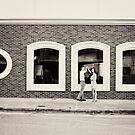 window dancing by Kendal Dockery