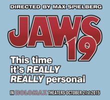 Jaws 19 - This time it's really really personal (Back to the Future)