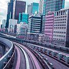Tokyo - Aeon Flux by noealz