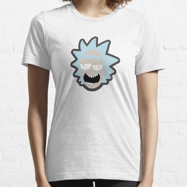 RickandMorty, Rick and Morty Essential T-Shirt