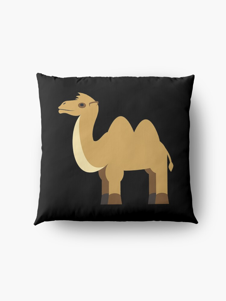 Alternate view of Camel Floor Pillow