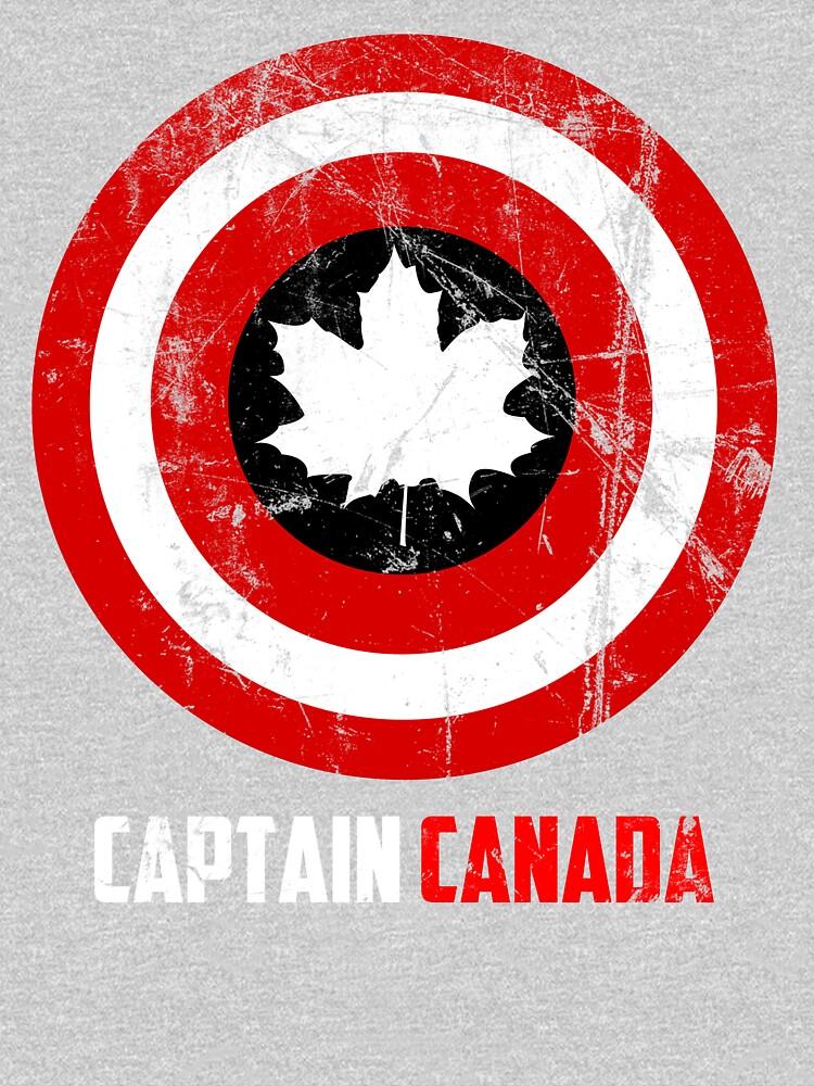 Captain Canada | Unisex T-Shirt