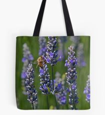 Lavendar Fields (San Luis Obispo, California) Tote Bag