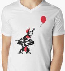 Balloon Apes Men's V-Neck T-Shirt