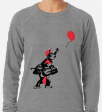 Ballon Affen Leichter Pullover