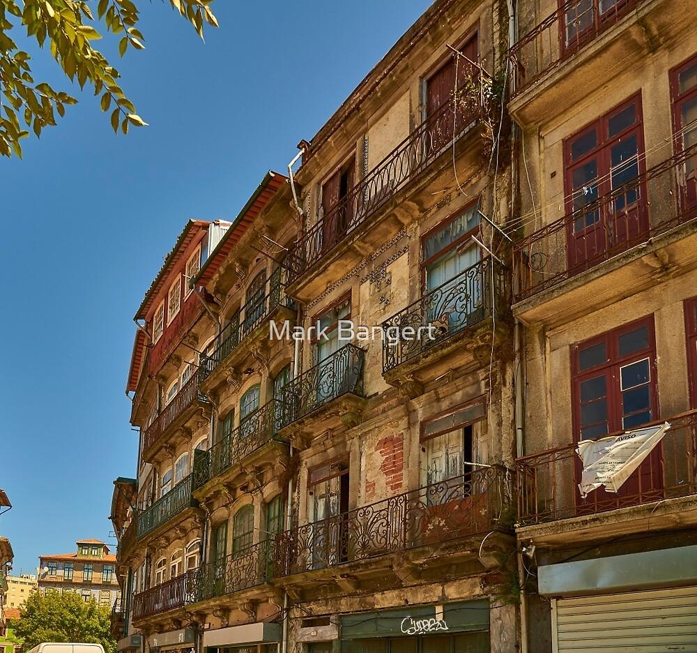 Porto Ruins by Mark Bangert