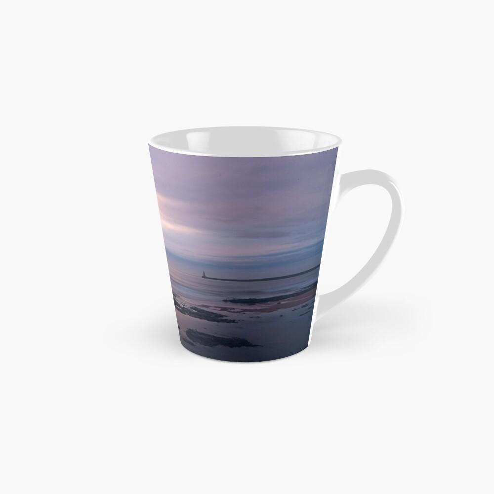 Seaburn Coastal Dawn Seascape, Sunderland, UK Mug