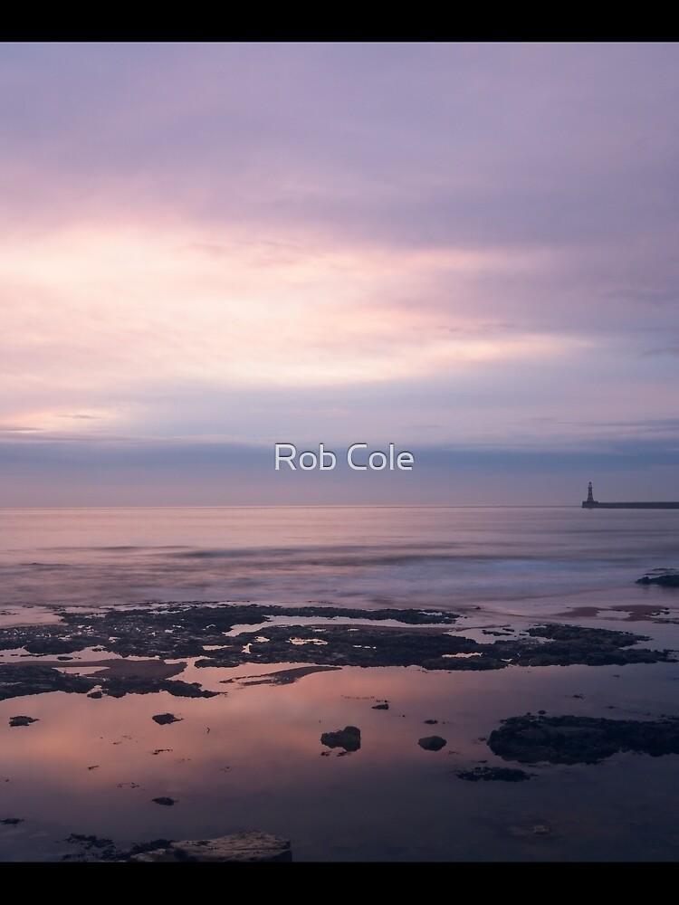 Seaburn Coastal Dawn Seascape, Sunderland, UK by robcole
