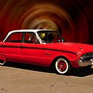 Time Warp - XK Ford Falcon by resin8n